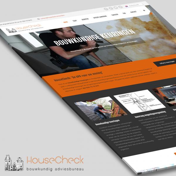 HouseCheck website