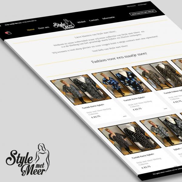style met meer website