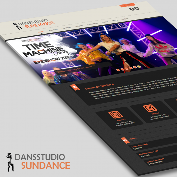 website dansstudio sundance