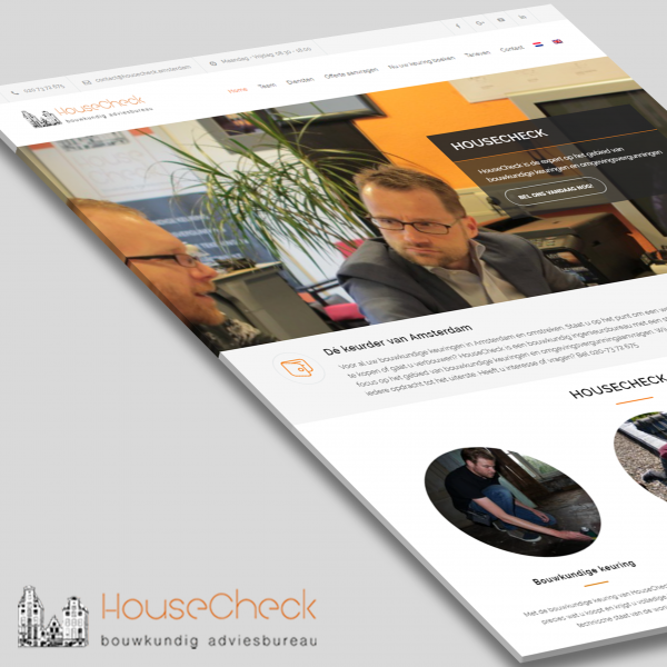 HouseCheck website